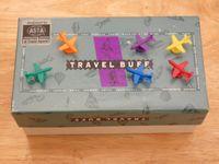 Board Game: Travel Buff