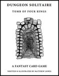 Board Game: Dungeon Solitaire: Tomb of the Four Kings