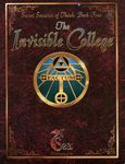 RPG Item: The Invisible College