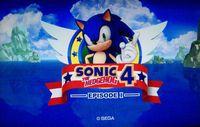 Video Game: Sonic the Hedgehog 4 Episode I