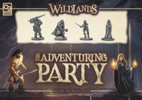 Board Game: Wildlands: The Adventuring Party