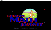 Video Game: Interactive Math Journey