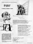 Video Game: Fort (1979)