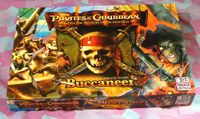 Board Game: Pirates of the Caribbean Buccaneer