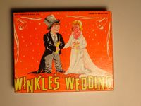 Board Game: Winkle's Wedding or Why Did He Do It?