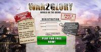 Video Game: War2: Glory