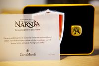 Board Game: The Chronicles of Narnia: The Lion, the Witch and the Wardrobe – The Liberation of Narnia