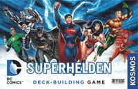 Board Game: DC Comics Deck-Building Game