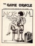 Issue: The Game Oracle (Issue 3)