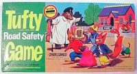Board Game: Tufty Road Safety Game