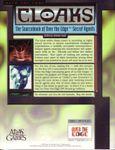RPG Item: Cloaks