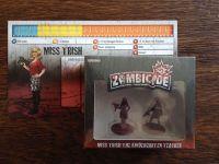 Board Game: Zombicide Survivor: Miss Trish