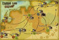 Board Game: Hansa 1400