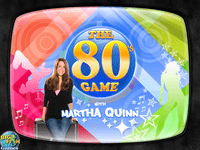 Video Game: The 80's Game with Martha Quinn