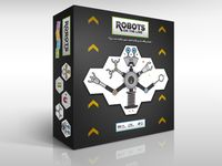 Board Game: Robots on the Line