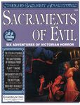 RPG Item: Sacraments of Evil