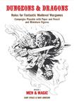 RPG Item: Premium Original Dungeons & Dragons Fantasy Roleplaying Game