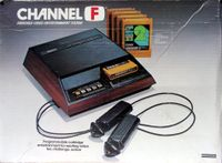 Video Game Hardware: Channel F