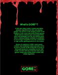 RPG Item: GORE