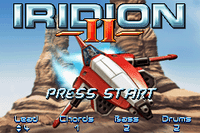 Video Game Compilation: Iridion II