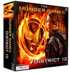 Board Game: The Hunger Games: District 12 Strategy Game