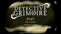 Video Game: Detective Grimoire