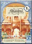 Board Game: Alhambra: The Vizier's Favor