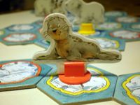 Board Game: Der kleine Eisbär und das Schollenhopsen