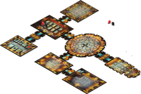 Board Game: Dead Man's Cabal