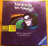 Board Game: Nobody is Perfect: 20th Anniversary Edition