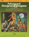 RPG Item: RS1: Red Sonja Unconquered