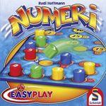 Board Game: Numeri