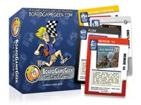 Board Game: BoardGameGeek: The Card Game