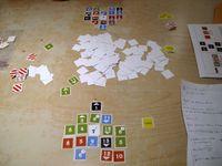 Board Game: Rickety Ships
