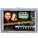 Board Game: CSI: Senses