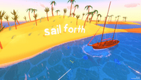 Video Game: Sail Forth