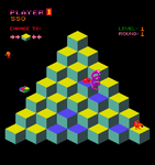 Video Game: Q*bert (1982)