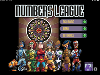 Video Game: Numbers League