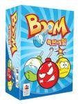 Board Game: Boom Bomb Game