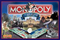 Board Game: Monopoly: Yorkshire