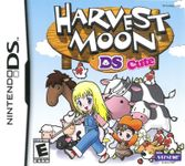 Video Game: Harvest Moon DS Cute