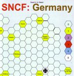 Board Game: SNCF: Germany Expansion