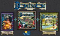Board Game: Dominion Big Box (English)