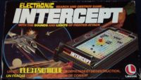Board Game: Intercept: The Electronic Search and Destroy Game