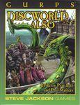RPG Item: GURPS Discworld Also
