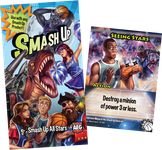 Board Game: Smash Up: All Stars