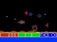 Video Game: Cosmic Raiders