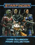 RPG Item: Starfinder Core Rulebook Pawn Collection