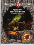 RPG Item: Quest for the Silver Sword