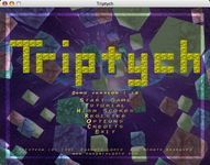 Video Game: Triptych